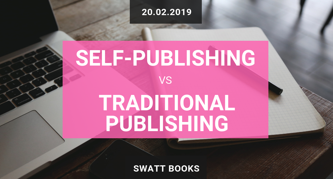 Self-Publishing vs Traditional Publishing