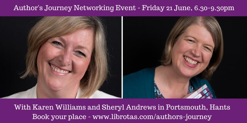 Authors Journey Networking Event