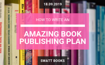 How to Write an Amazing Book Publishing Plan