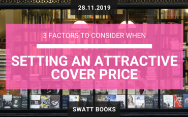 3 Factors to Consider When Setting an Attractive Cover Price