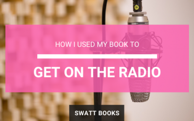 How I Used my Book to Get on the Radio