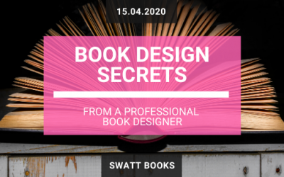 Book Design Secrets from a Professional Book Designer