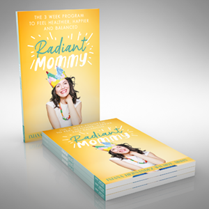 Radiant Mommy Cover