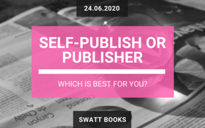 Self-Publish or Publisher: Which is Best For You