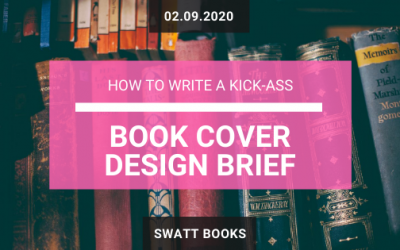 How to Write a Kick-Ass Book Cover Design Brief