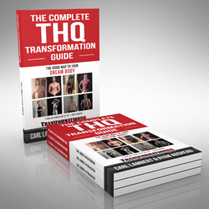 The Complete Body Transformation Guide Cover