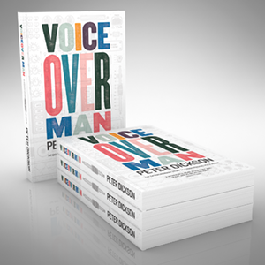 Voice Over Man Cover
