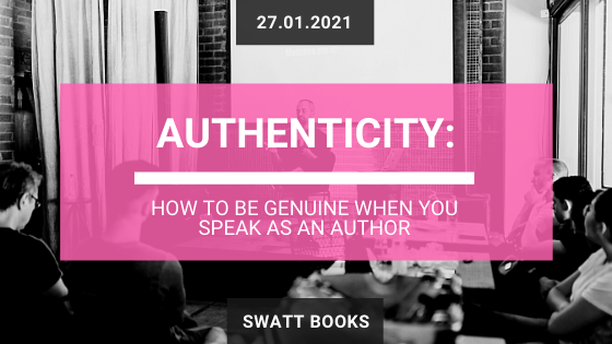 Authenticity: How to be authentic as a presenter