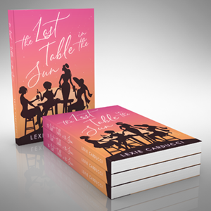 The Last Table in the Sun Cover