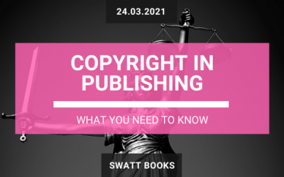 Copyright in Self-Publishing: What You Need to Know